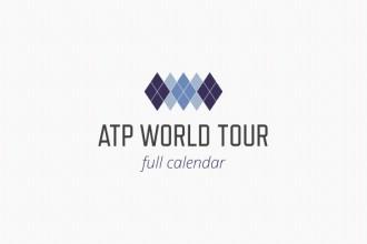ATP calendar 2016