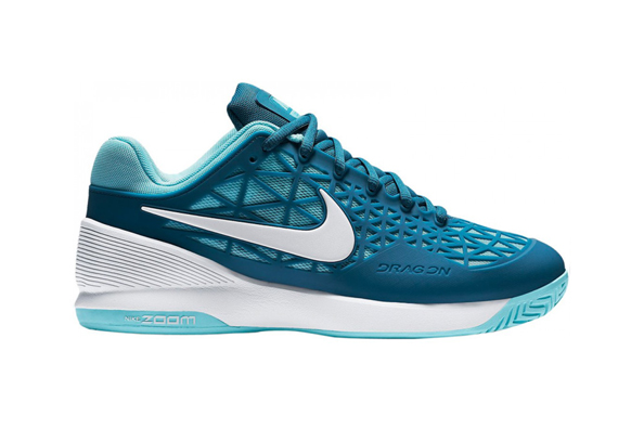 Nike zoom cage women's (sea blue/light blue)