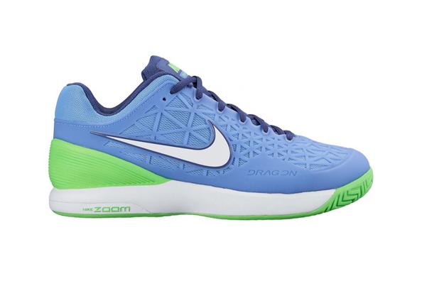 Nike zoom cage women's (light blue/mint)