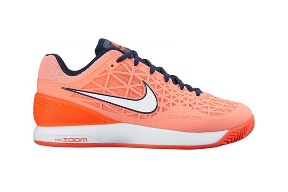 Nike zoom cage women's (orange/salmon)