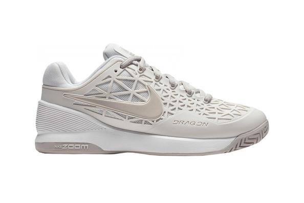 Nike zoom cage men's (white/beige)