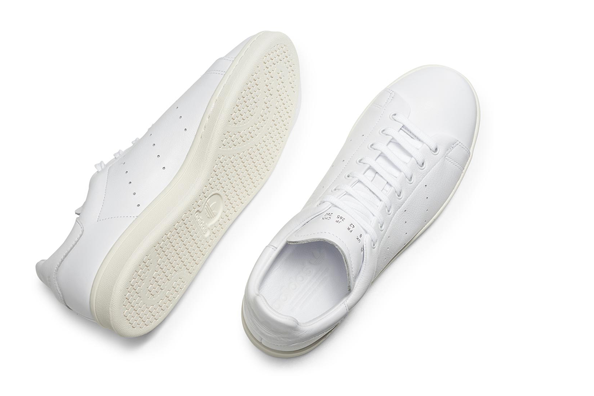 Boven aanzicht Adidas Stan Smith special 2019.