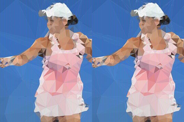 Top van de tennis wereld geeft acte de présence tijdens Australian open 2020