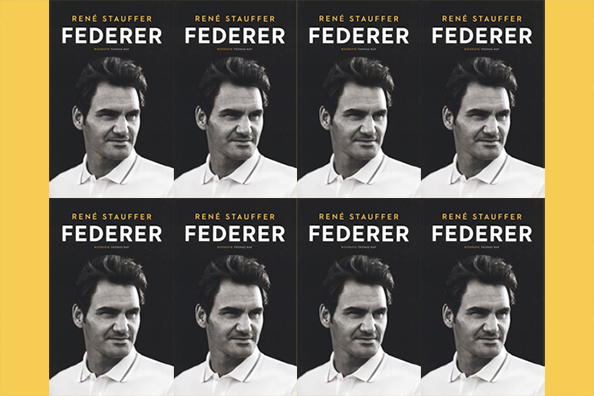 Biografie Roger Federer 2019.