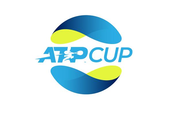 Tijdens de ATP cup wordt ook een nieuw logo gepresenteerd.