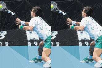 Sterk spel Djokovic tegen Ito... Nishioka tegenstander in volgende ronde.