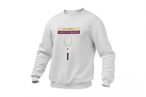 Casual tennis sweaters